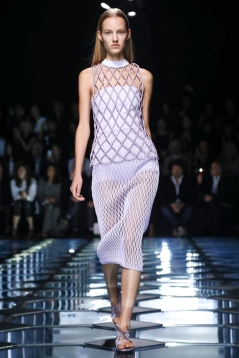 Balenciaga, Ready to Wear Spring Summer 2015 Collection in Paris