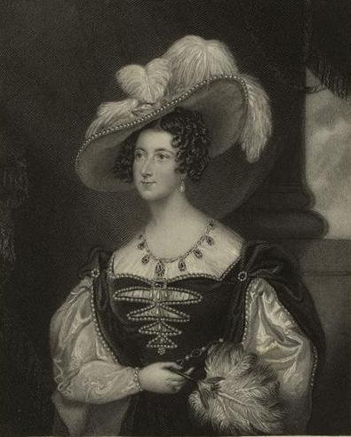 Anna Maria Russell, Duchess of Bedford