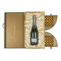 Fortnum Champagne and Eggs gift hamper2