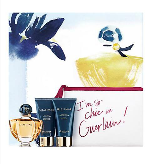 Guerlain Gift Set mothers day
