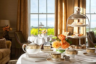 Afternoon Tea at Four Seasons Hotel Hampshire