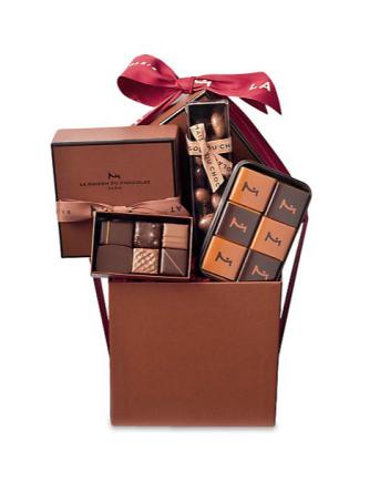 La Maison du Chocolat gift hamper Saks