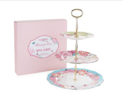 Tea cake stand