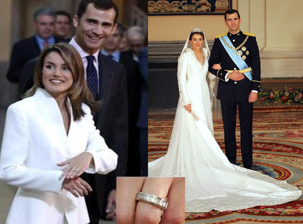 princess letizia and Felipe