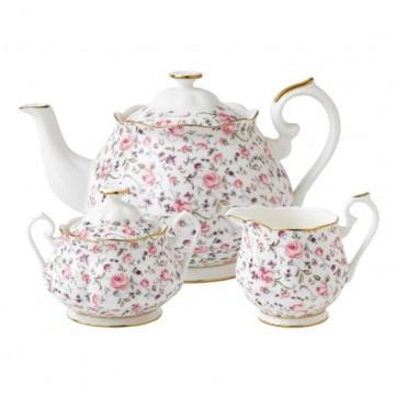 The Royal Albert Tea Set