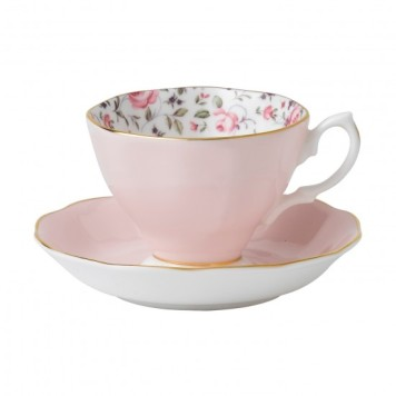 The Royal Albert Tea Cup