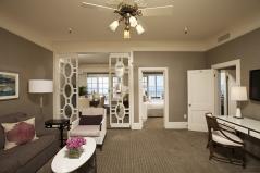 Signature Suite Living Room