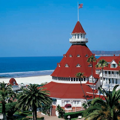 Image Courtesy Hotel Del Coronado