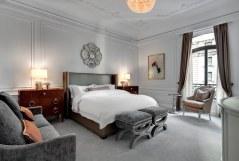 Dior Suite Bedroom