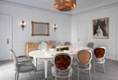 Dior Suite Dining Room