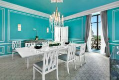 Tiffany Suite Dining Room