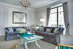 Tiffany Suite Living Room