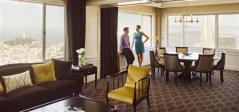 Diplomat Tony Bennett Suite Living Room