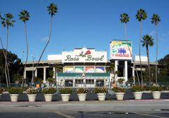 Rose Bowl - Pasadena, California