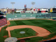 Fenway Park - Boston, Massachusetts