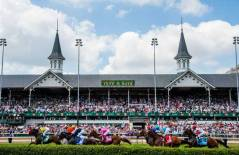 Churchill Downs - Louisville, Kentucky