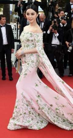 Fan Bingbing in Ralf and Russo