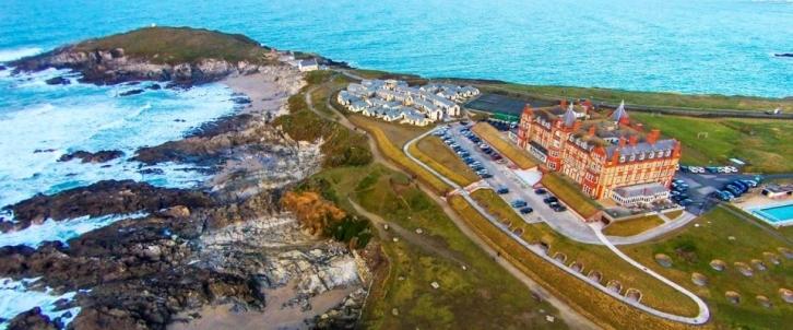 Image Courtesy - The Headland Hotel