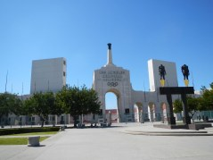 Los Angeles Memorial Coliseum- L.A, California