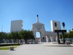 Los Angeles Memorial Coliseum- L.A, California