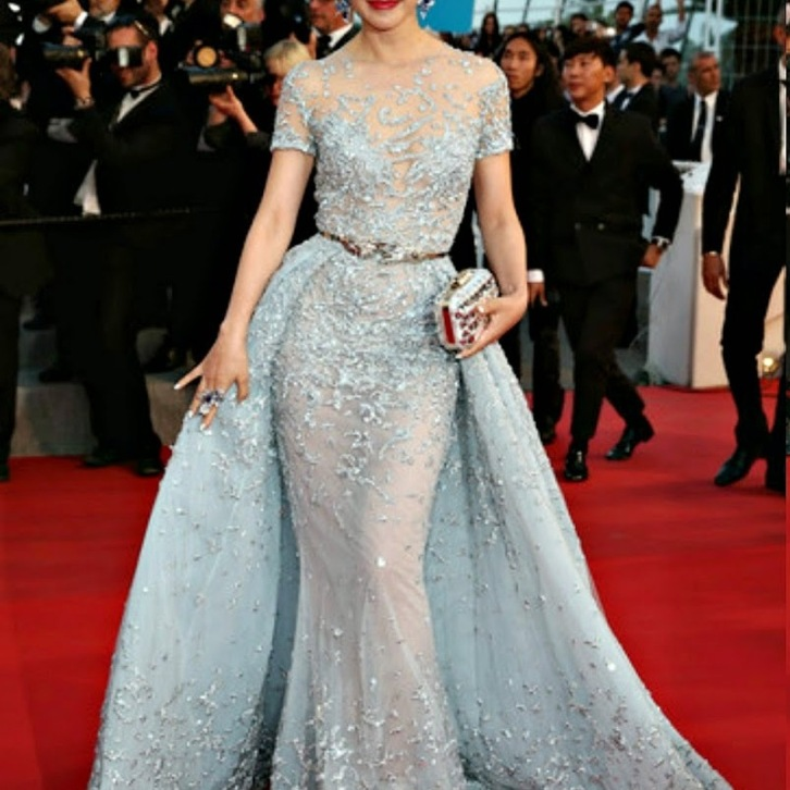 Fan Bingbing in Zuhair Murad Couture