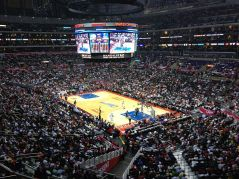 Staples Center - Los Angeles, California