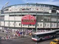 Wrigley Field - Chicago, Illinois