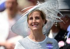 Countess of Wessex at Royal Ascot