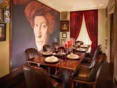 Cinema Suite Dining Room