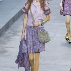 Chanel Ready to Wear Spring Summer 2015 in Paris