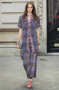 Chanel Spring 2015 dresses HD wallpaper 3