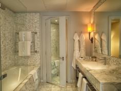 J K Rowling Suite Bathroom