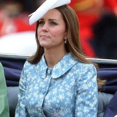 Duchess of Cambridge at Trooping the Colour 2015