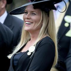 Autumn Phillips at Royal Ascot