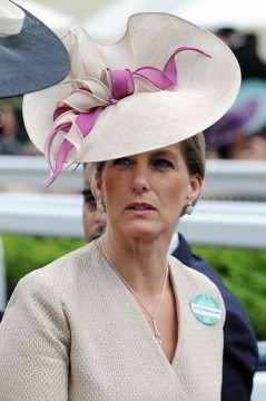 Countess of Wessex at Royal Ascot