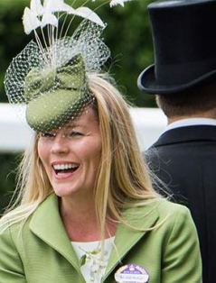 Autumn Phillips at Royal Ascot 2015