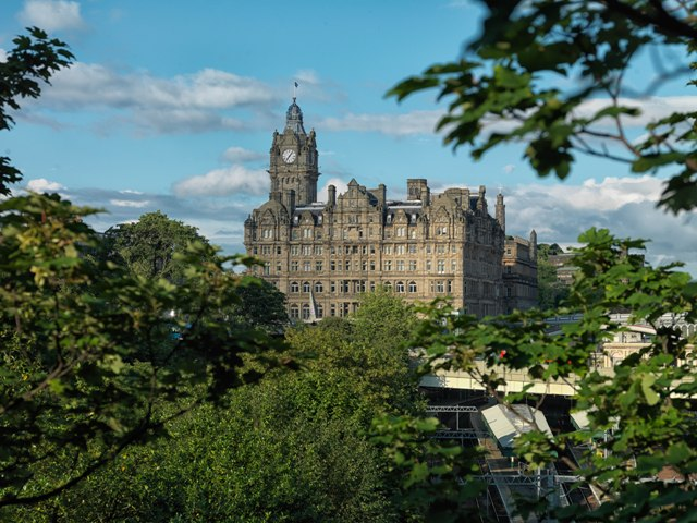 Image Courtesy The Balmoral Hotel, Edinburgh