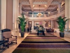 The Balmoral Hotel Lobby