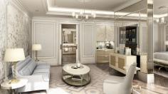 Sterling Suite Master Bedroom