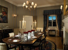 The Prince of Wales Suite Dining Room