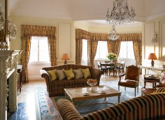 The Prince of Wales Suite Living Room