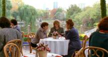 Scene from When Harry Met Sally at The Loeb Boathouse