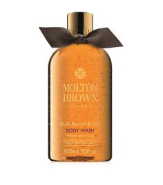 Molton Brown Oudh Accord & Gold Body Wash