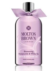 Molton Brown Blossoming Honeysuckle & White Tea Bath & Shower Wash