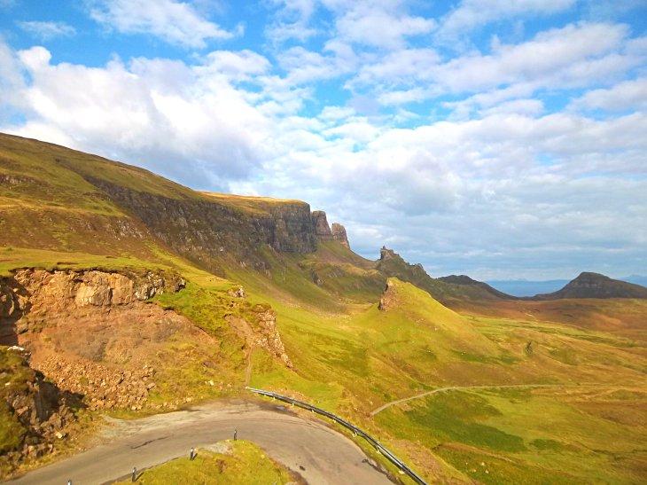 Quiriang, Isle of Skye