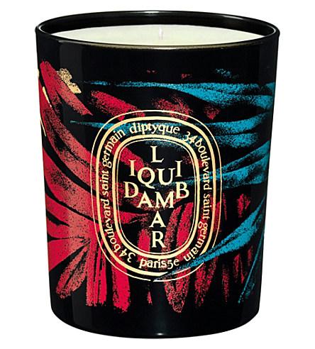 DIPTYQUE Liquidambar scented candle