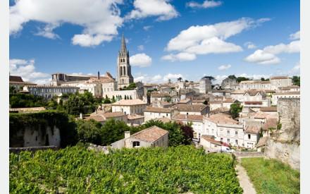 Saint-Emilion, Bordeaux