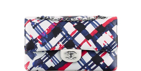 Chanel Flap Bag Printed