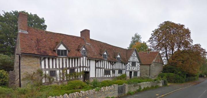 Mary Arden's Farm House