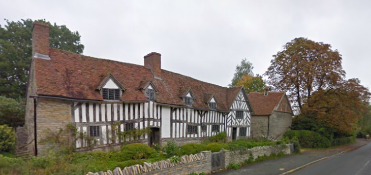 Mary Arden's Farm House